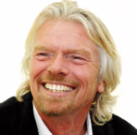 "Sir Richard Branson on MyMachine: ""love this concept"""