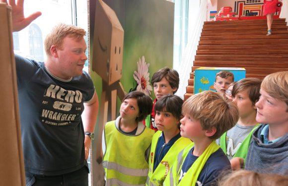 MyMachine Flanders & Brussels (Belgium) Exhibition 2017 in Brussels