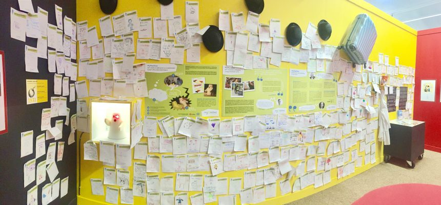 MyMachine Inventions Wall exploding