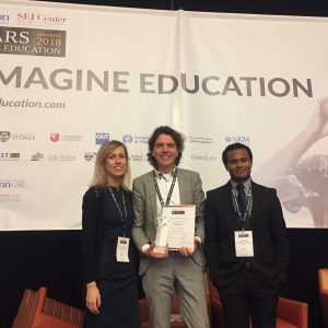 MyMachine Awarded Presence Learning Gold Winner 2018 at Reimagine Education in USA
