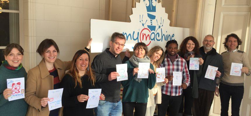 Global Coordinators Meeting in Kortrijk