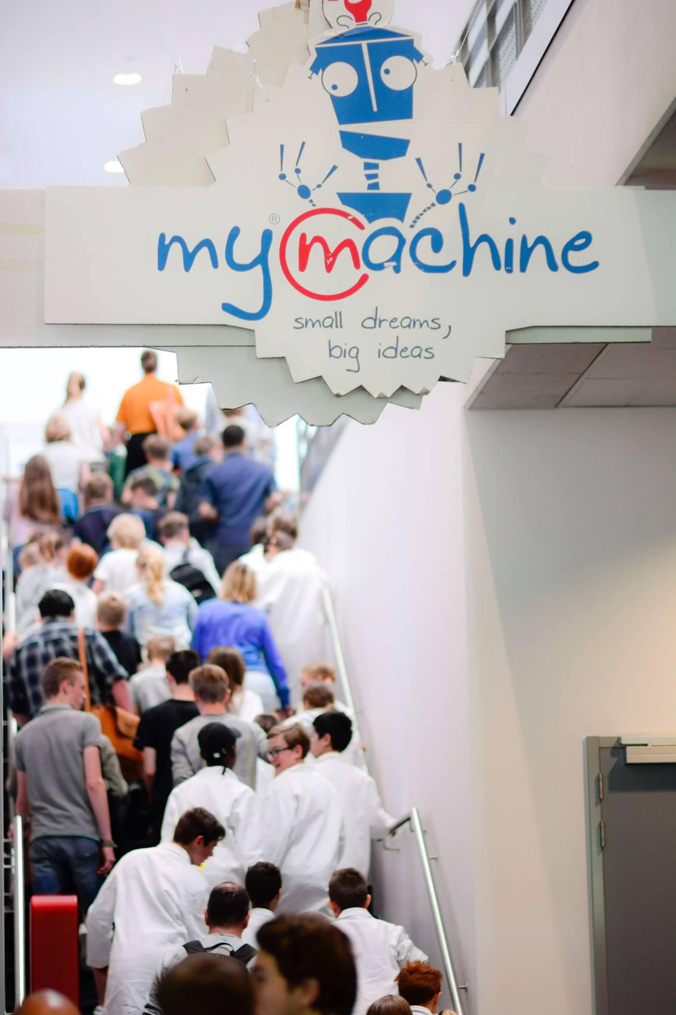 MyMachine Belgium 2018 Exhibition35114802_952442848268111_1273474845694230528_o