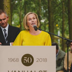 Belgian Company Vanhalst celebrates its 50th birthday with MyMachine as special guest