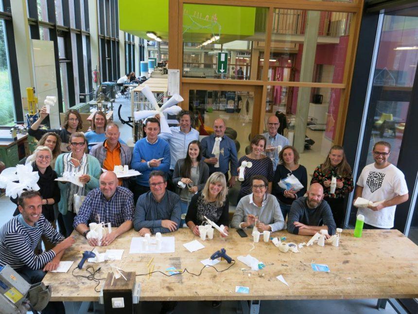 MyMachine Belgium Bootcamp for teachers