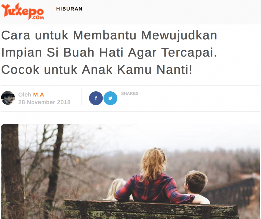 MyMachine featured in Indonesian media