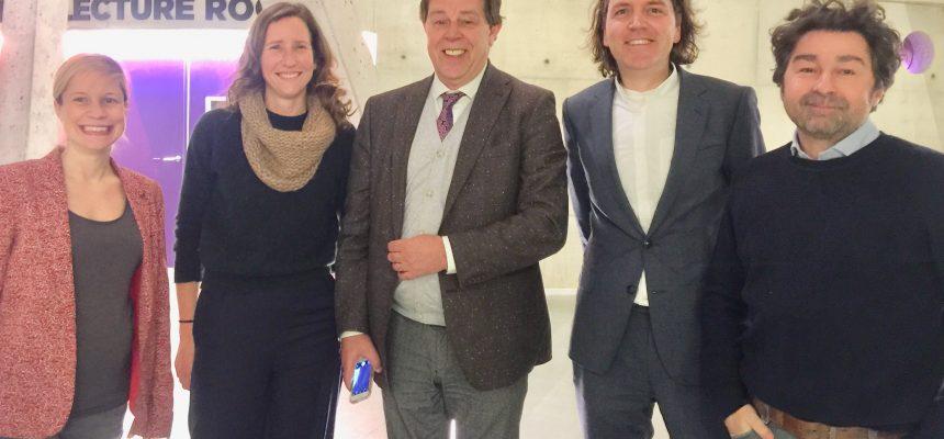 Social Entrepreneurs at Vlerick Business School