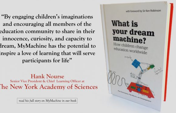 Hank Nourse – The New York Academy Of Sciences – on MyMachine