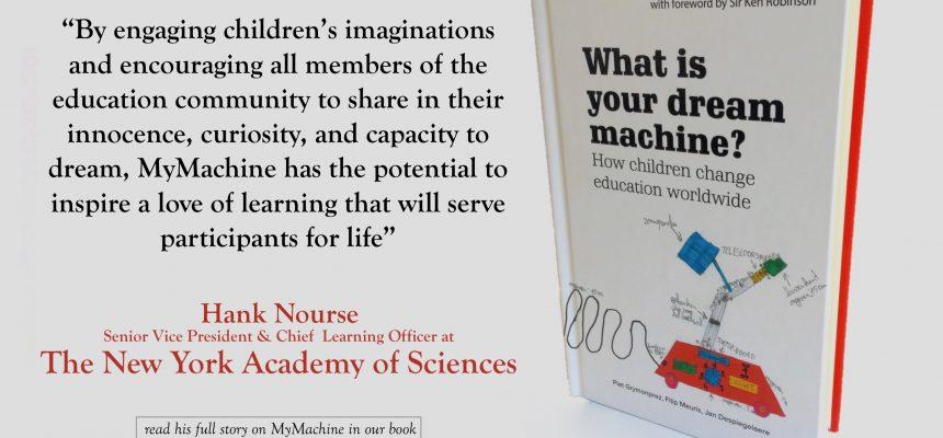 Hank Nourse – The New York Academy Of Sciences – on MyMachine