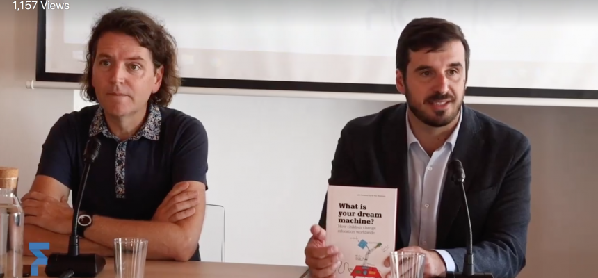 Book Launch in Portugal at FOLIO