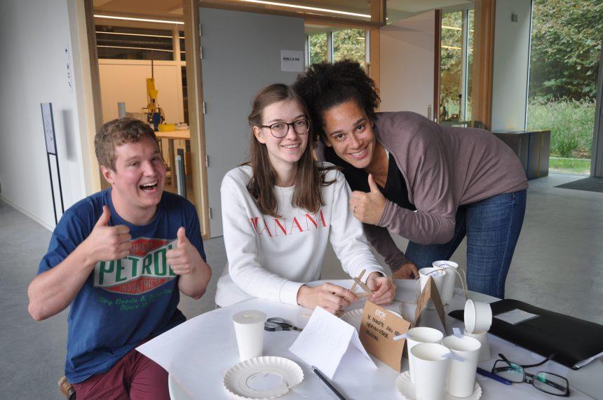 MyMachine Belgium kick-off for teachers and university students