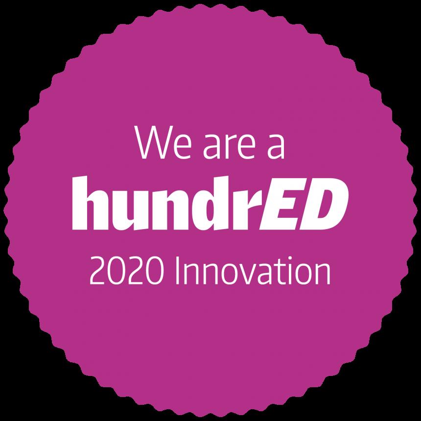 MyMachine wins Global Education Innovation 2020 Selection by HundrED