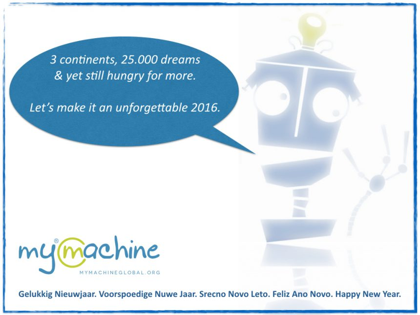 Let's Make It An Unforgettable 2016!