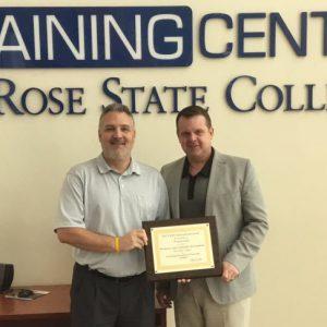 MyMachine Oklahoma receives International LERN Award