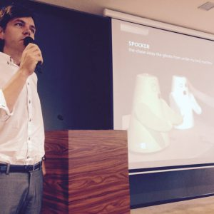 MyMachine keynote speaker at the Internet of Education Conference 2015 in Sarajevo
