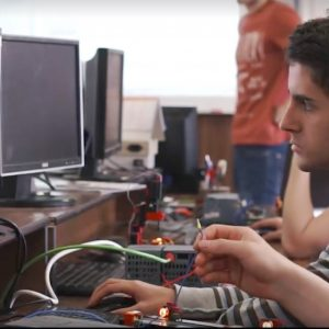 How the Technical Secondary School Students become the heroes #MyMachine Slovakia