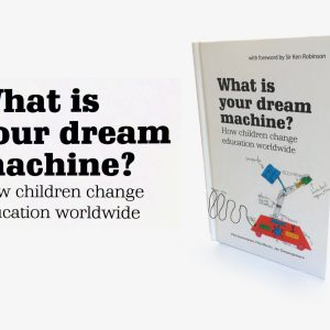 3 years of hard work, 21 co-writers from 9 countries and a foreword by Sir Ken Robinson