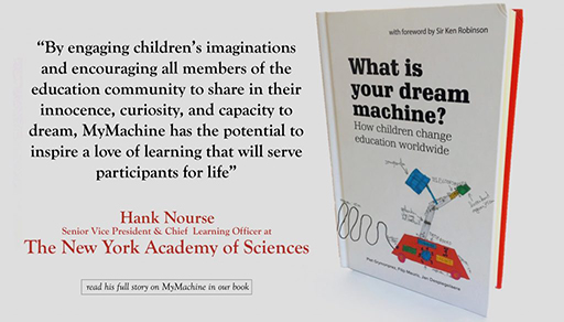 World Book Day – Celebrating our book with foreword by Sir Ken Robinson