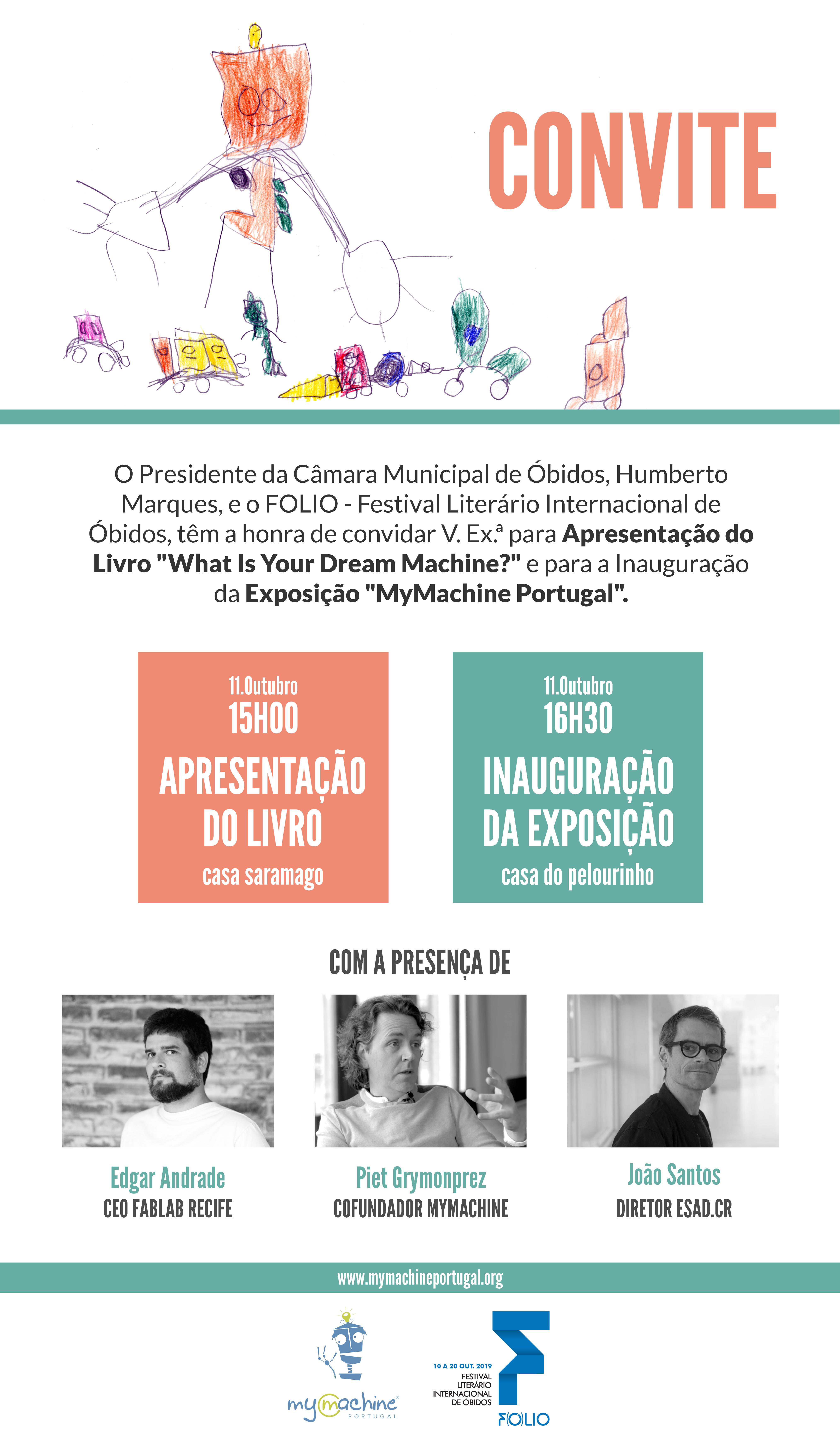 Convite-FOLIO