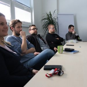 MyMachine Slovakia connecting with major company