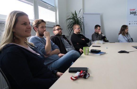 MyMachine Slovakia connecting with major company