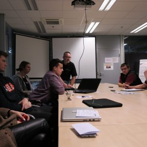 Students team up with Magna-company experts in Slovakia