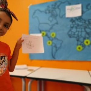 MyMachine DreamsDrop: making 15 dream machines from Mexico, Ecuador, Mozambique, South Africa and India! And students in 6 countries around the globe that have learned the power of possibility: how to take up your idea and bring it to life.