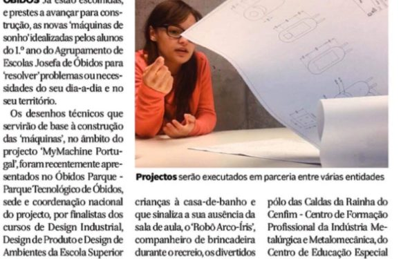 ESAD University Portugal takes up MyMachine assignment as part of their curriculum