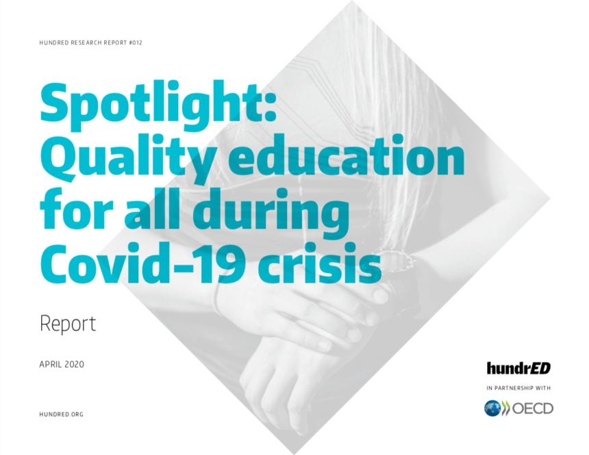 Quality Education for all during Covid-19