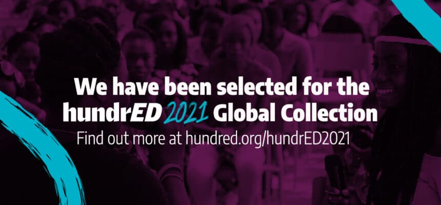 MyMachine wins global education innovation 2021 selection by HundrED