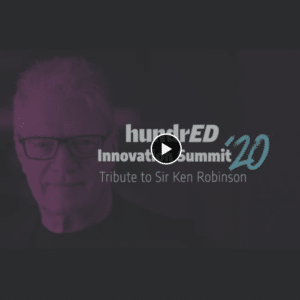 MyMachine featured in Global Tribute to Sir Ken Robinson