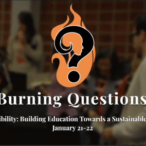 Burning Questions 2021