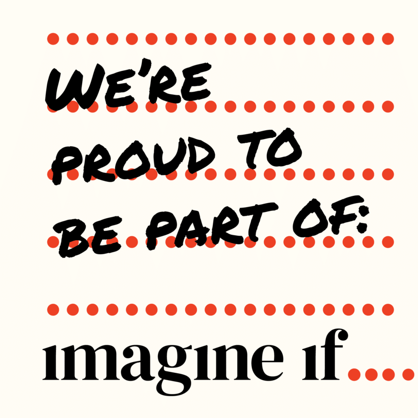 MyMachine is proud to be part of Imagine If…alongside Hugh Jackman, Chris Anderson, Orlando Bloom, Saku Tuominen, Pasi Sahlberg, Goldie Hawn, Richard Curtis, Sal Khan, Kate Robinson, and many others, including Kermit The Frog