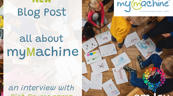 Emjoy Interview with MyMachine Co-Founder