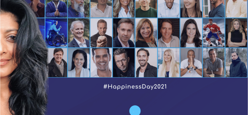 International Day of Happiness: join us in longest Clubhouse event