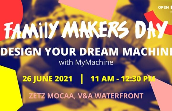 MyMachine South Afrika Family Makers Day